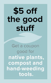 2014 natural gardening coupon