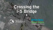 I-5 bridge video