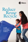 Cover of Reduce, Reuse, Recycle brochure