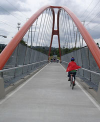 bridge bike