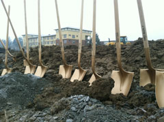 Hillsboro TOD project groundbreaking