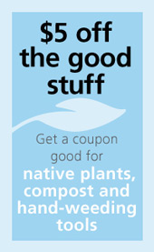 2013 natural gardening coupon