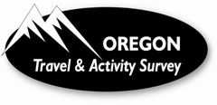 Oregon Travel and Activity Survey logo