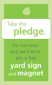 Natural gardening pledge