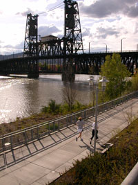 Willamette Greenway Trail