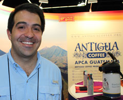 Director of Antiqua Coffee