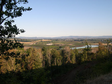 photo of Chehalem Ridgetop to Refuge target area