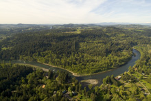 photo of Clackamas River Bluffs and Greenway target area