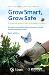 Grow Smart Grow Safe cover